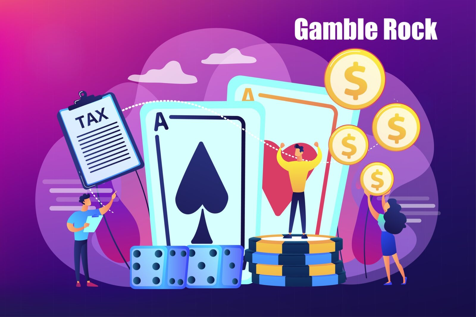Gamble Rock Online Winners
